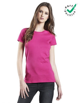 EarthPositive Womens Slim T-Shirt