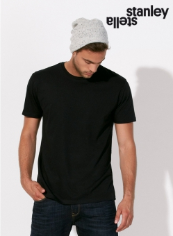 T-Shirt Stanley Acts. M | Black